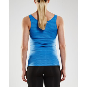 Craft Essential Singlet Women P Trio Coast